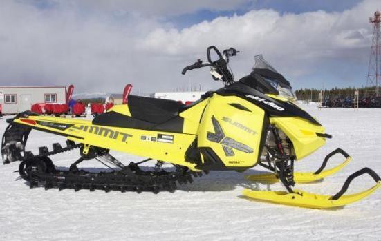 Снегоходы Ski Doo