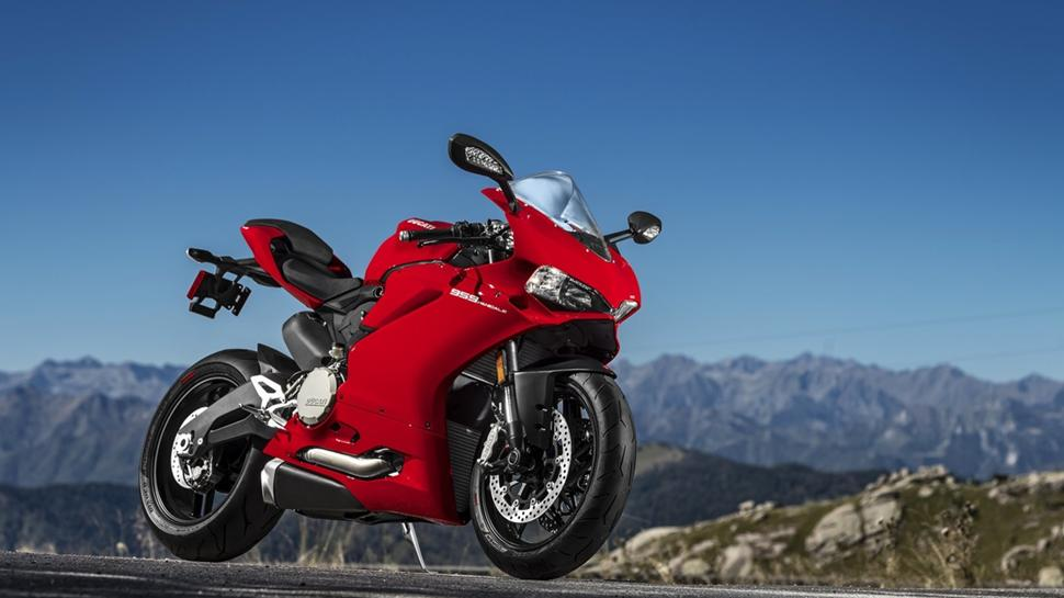 Ducati Panigale 959 Red