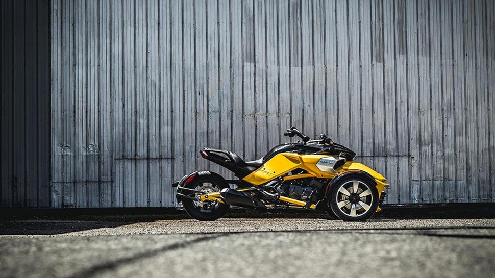 Can Am Spyder F3/F3-S