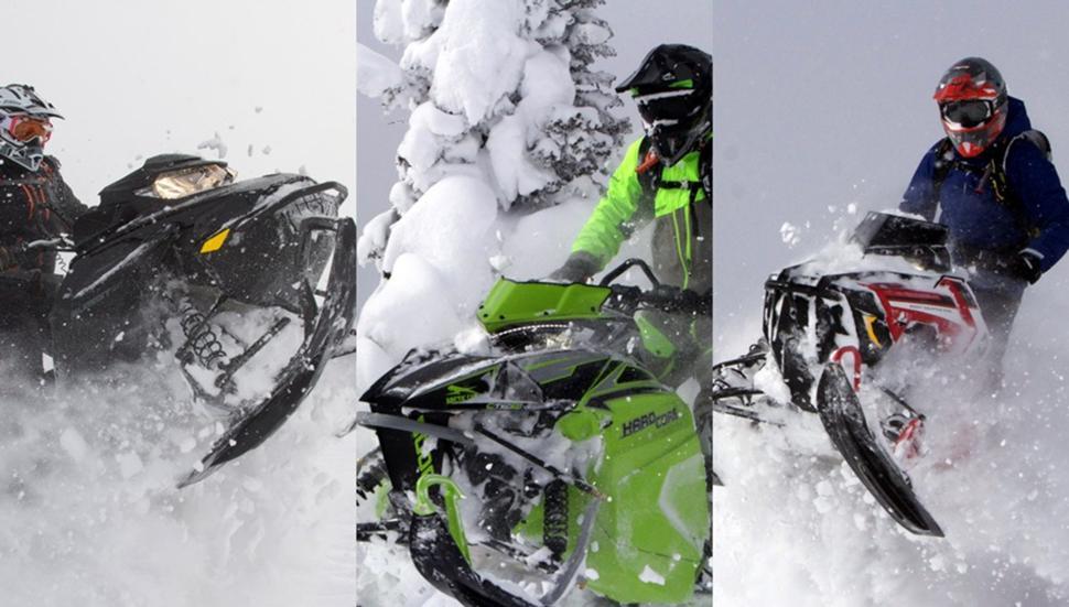Топ-рейтинг лучших снегоходов и мотособак для активного отдыха