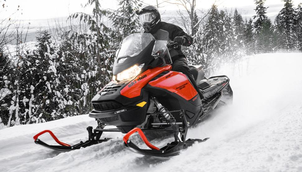 Снегоход Ski-Doo Renegade enduro 900 ace turbo