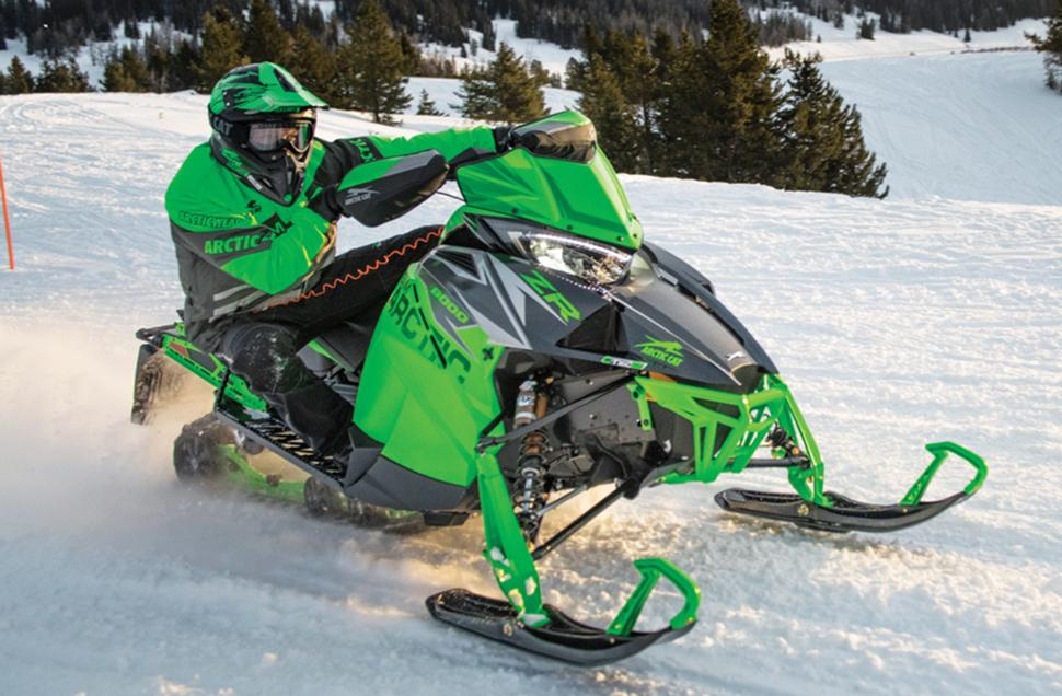 Снегоход arctic cat zr 8000 rr es