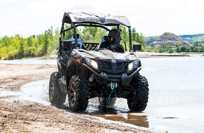 вездеход Polaris RZR 570 EPS