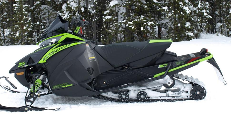 Arctic Cat ZR 9000 Thundercat iACT 2019
