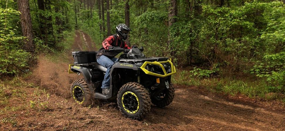 Квадроцикл Can-Am Outlander XT-P 1000R 2019