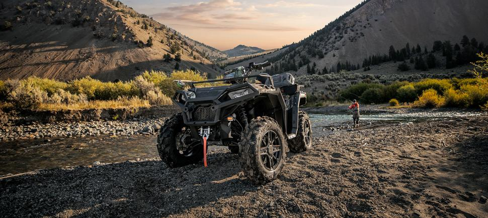 Квадроцикл Polaris Sportsman XP 1000 Premium 2019
