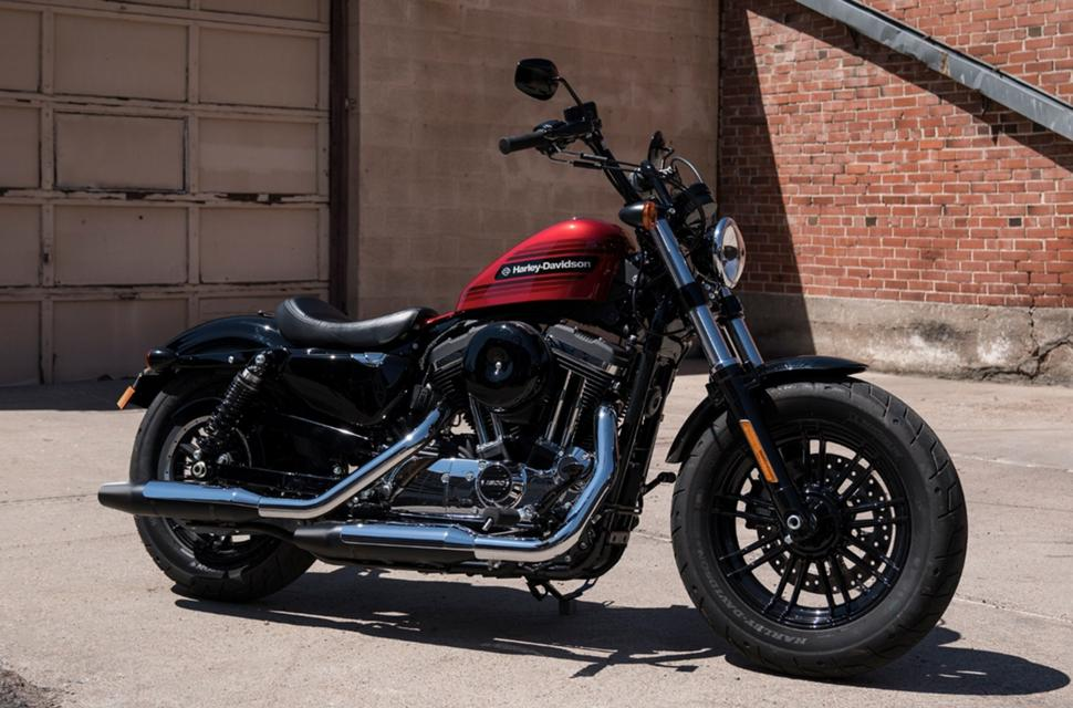 Harley Davidson Forty-Eight Special 2019