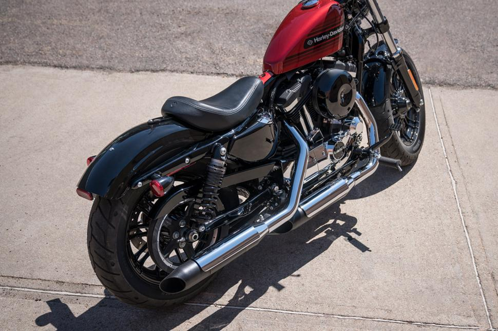 Круизер Harley Davidson Forty-Eight Special
