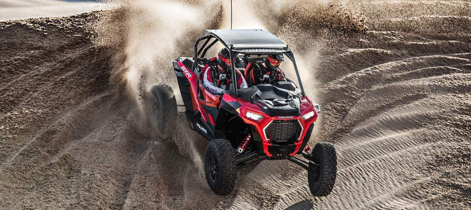 Polaris RZR XP Turbo S Velocity