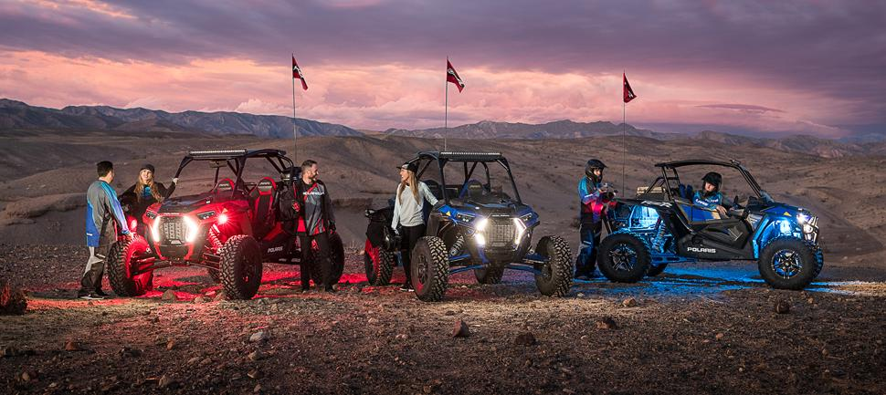 Обзор и тест Polaris RZR XP Turbo S Velocity
