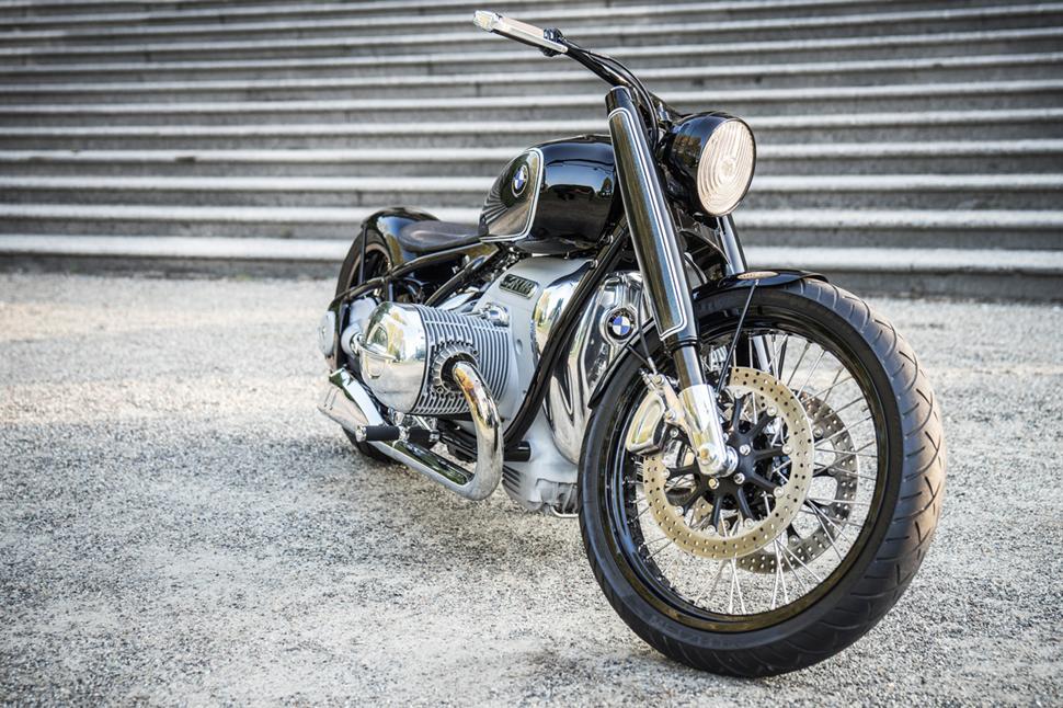 Назад в будущее. BMW Motorrad Concept R18