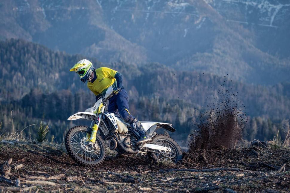 Husqvarna показала эндуро мотоциклы 2020