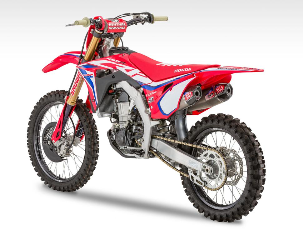 Honda CRF450WE 2020
