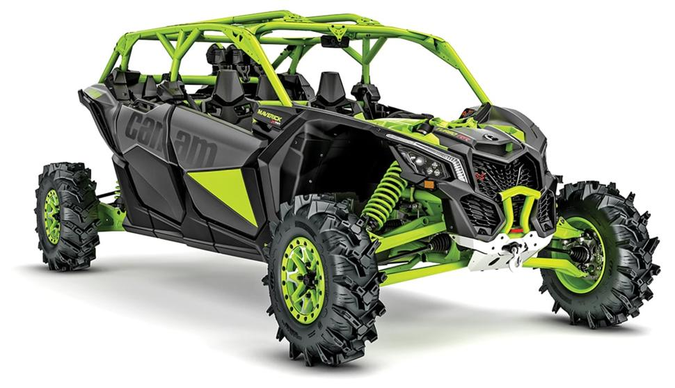 Can-am Maverick X3 MAX X MR Turbo RR 2020