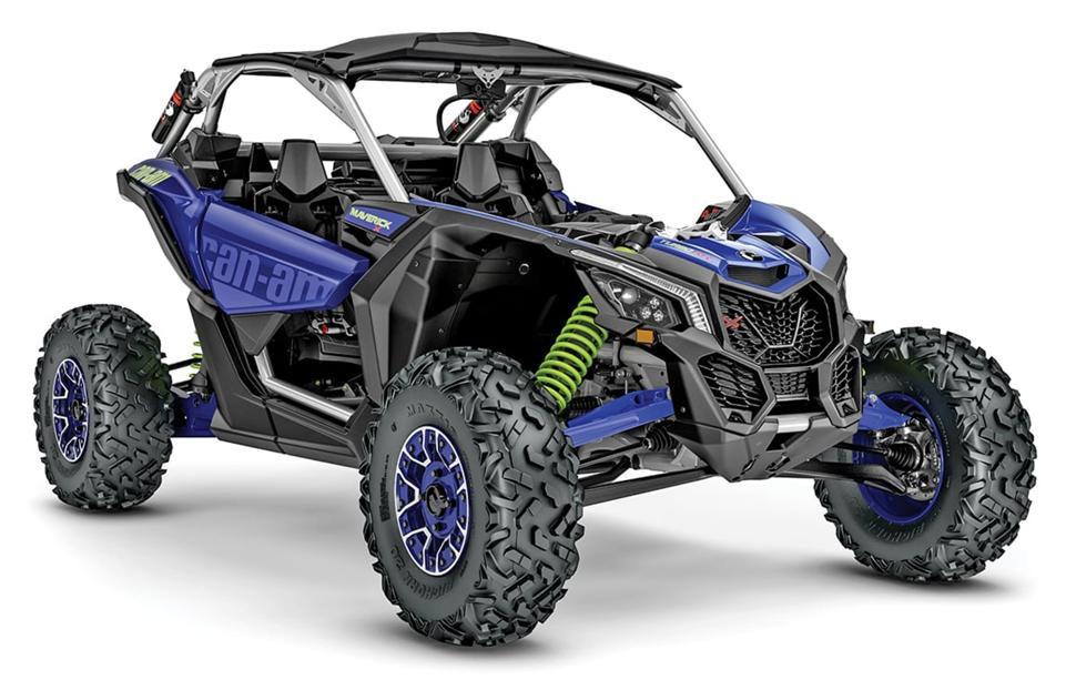 Can-am Maverick X3 X RS Turbo RR 2020