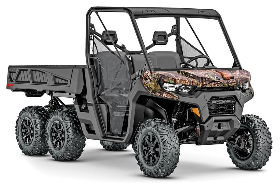 Can-am Defender 6×6 DPS HD10 2020