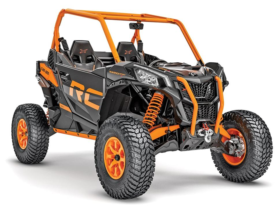 Can-Am Maverick Sport Xrc 1000R 2020