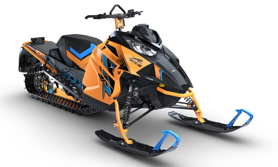 Снегоход Arctic Cat Riot X 2021