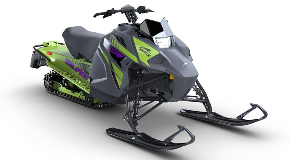 Снегоход Arctic Cat Blast ZR 4000 2021