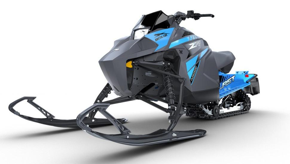 Снегоход Arctic Cat Blast ZR 4000