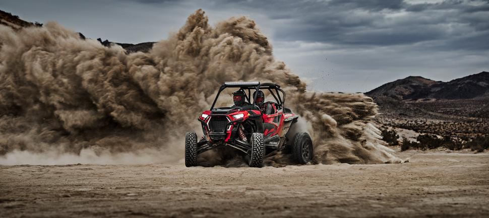 Новинки Polaris RZR XP Turbo S Velocity и RZR XP 4 Turbo S Velocity