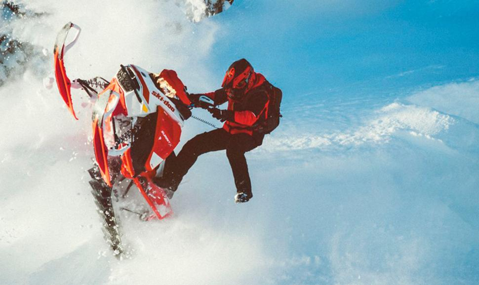 Снегоход Ski Doo Summit X Expert Package 2020