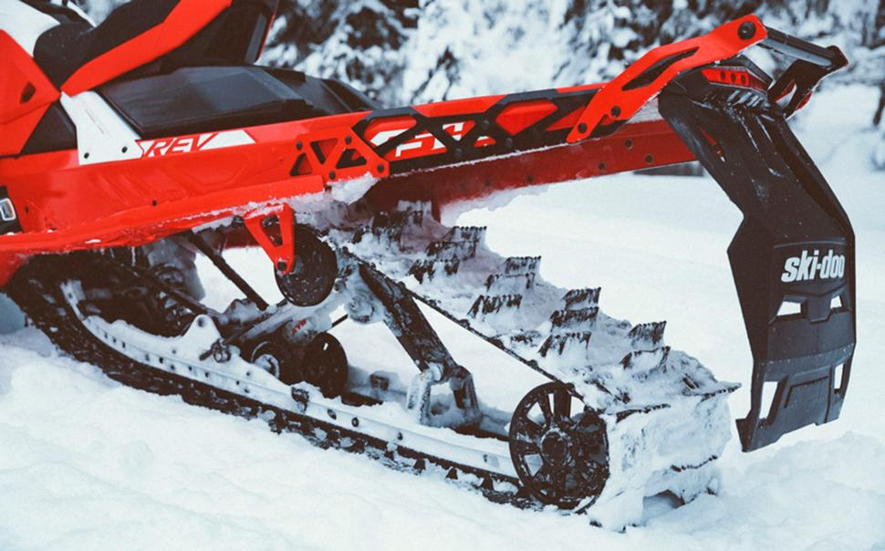 Гусеница Ski Doo Backcountry X RS 154 2020