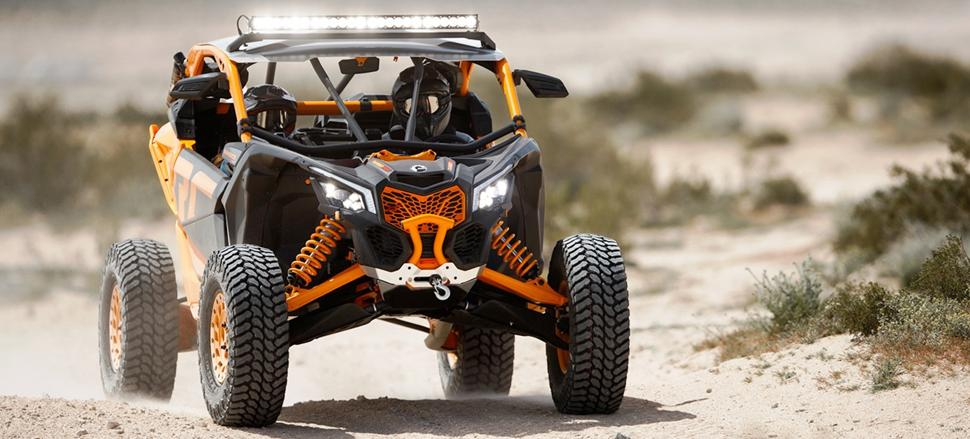 Can-Am Maverick X3 X rc Turbo RR 2020