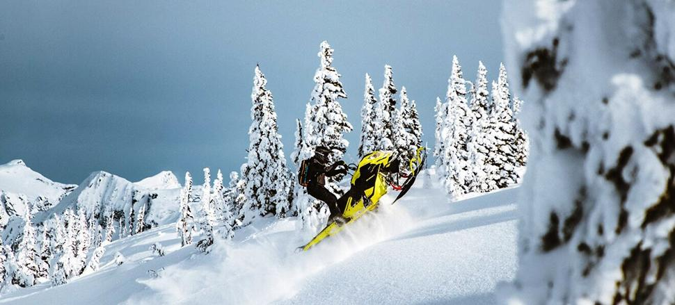 Ski Doo Summit 850 E-TEC Turbo 2020