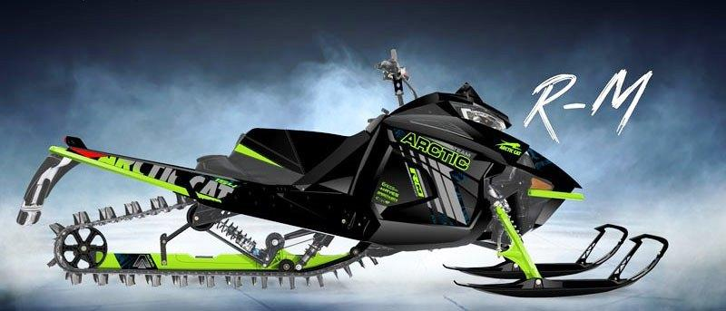 Arctic Cat 8000 R-M 2021