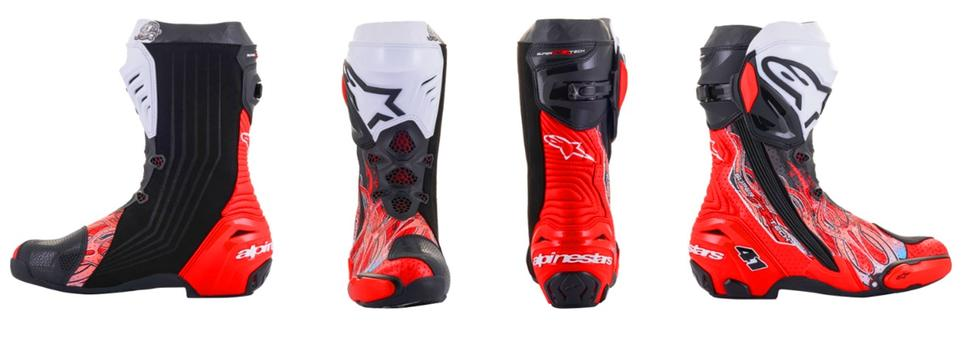 Alpinestars Haga 20 Limited Edition Supertech R