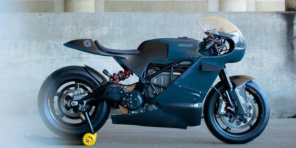 Карбоновый Zero SR/S с крылышками от болида F1