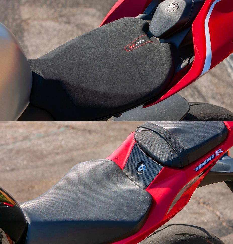 Ducati Panigale V4R 2020 против Suzuki GSX-R1000R 2020