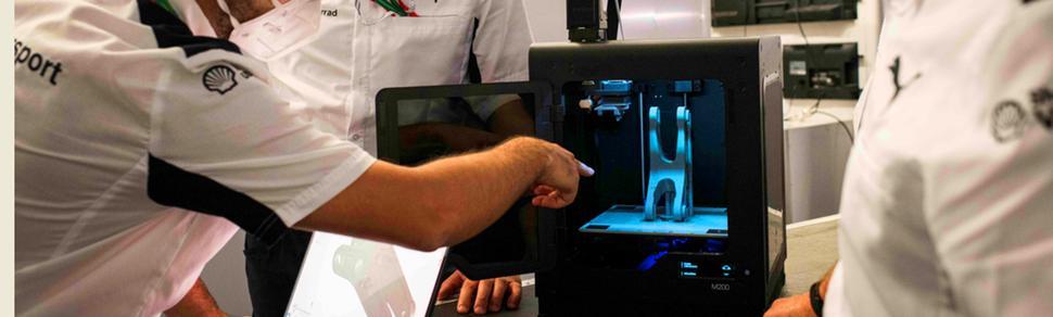 WSBK BMW Motorrad и компоненты для мотоциклов на 3D-принтерах
