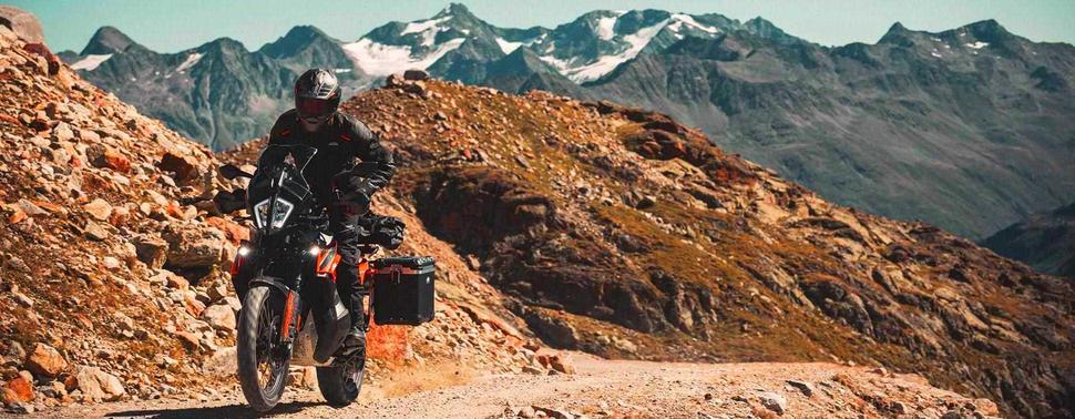 """""""Простой"""" KTM 890 Adventure 2021"""