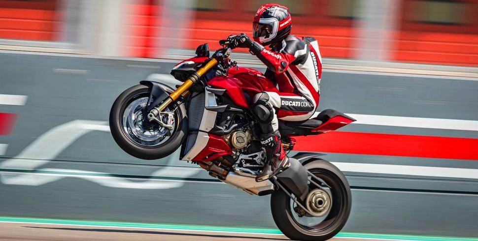 Мировые продажи Ducati в третьем квартале 2020