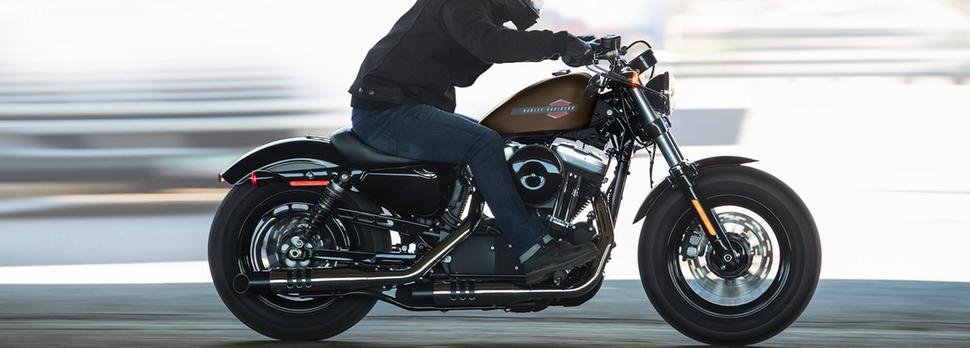 Harley Davidson Forty-Eight 2020