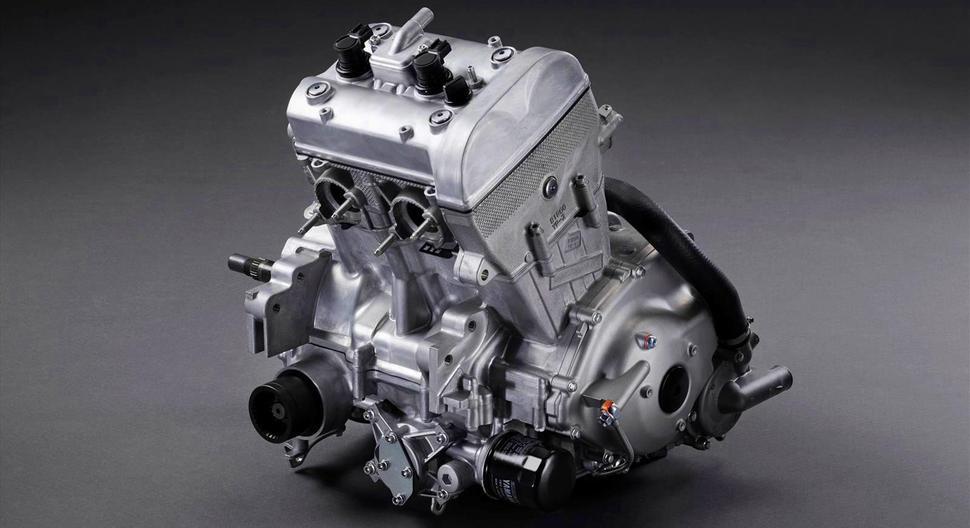 Двигатель Yamaha Wolverine RMAX2 1000 2021