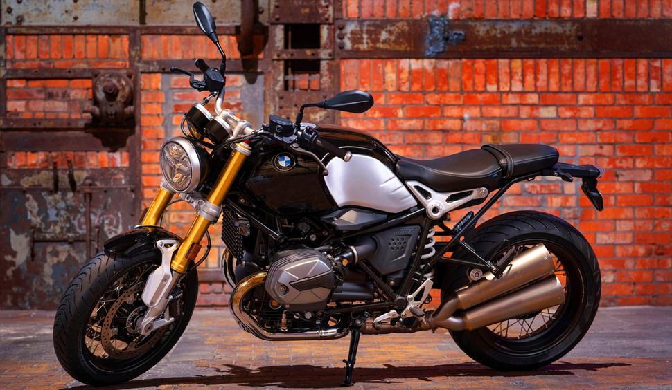 BMW R nineT 2021