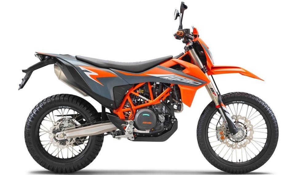 KTM 690 ENDURO R 2021