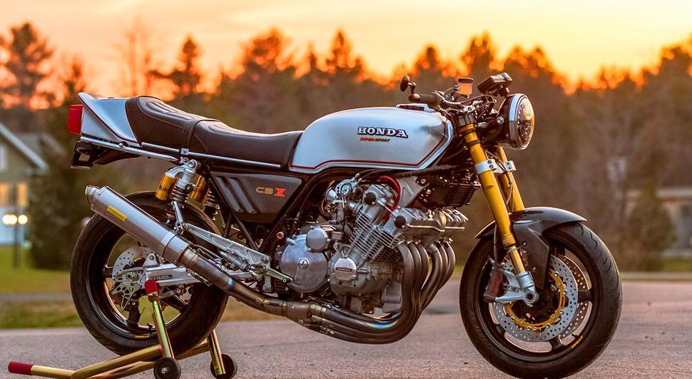 Honda CBX1000 1979 года