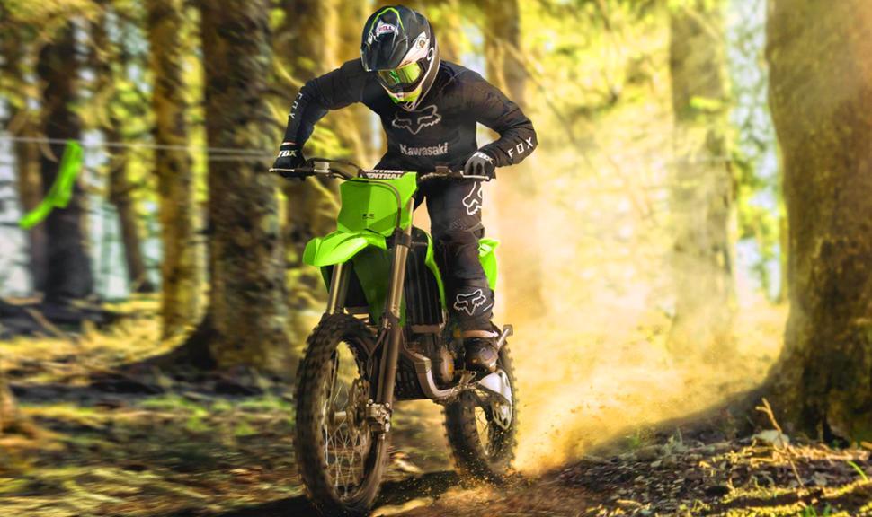Kawasaki KX250X 2021