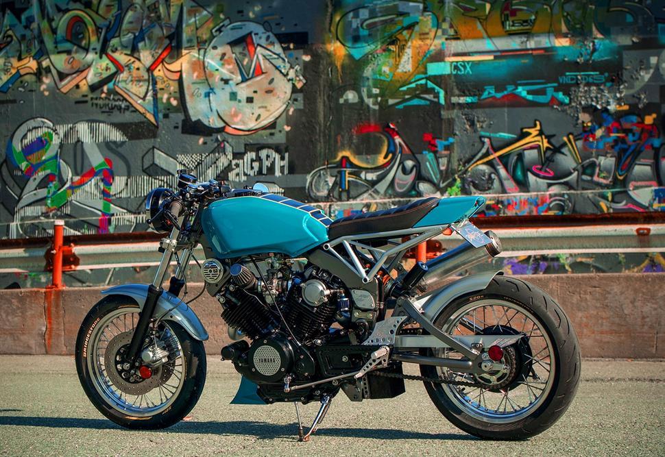 Yamaha XV920R