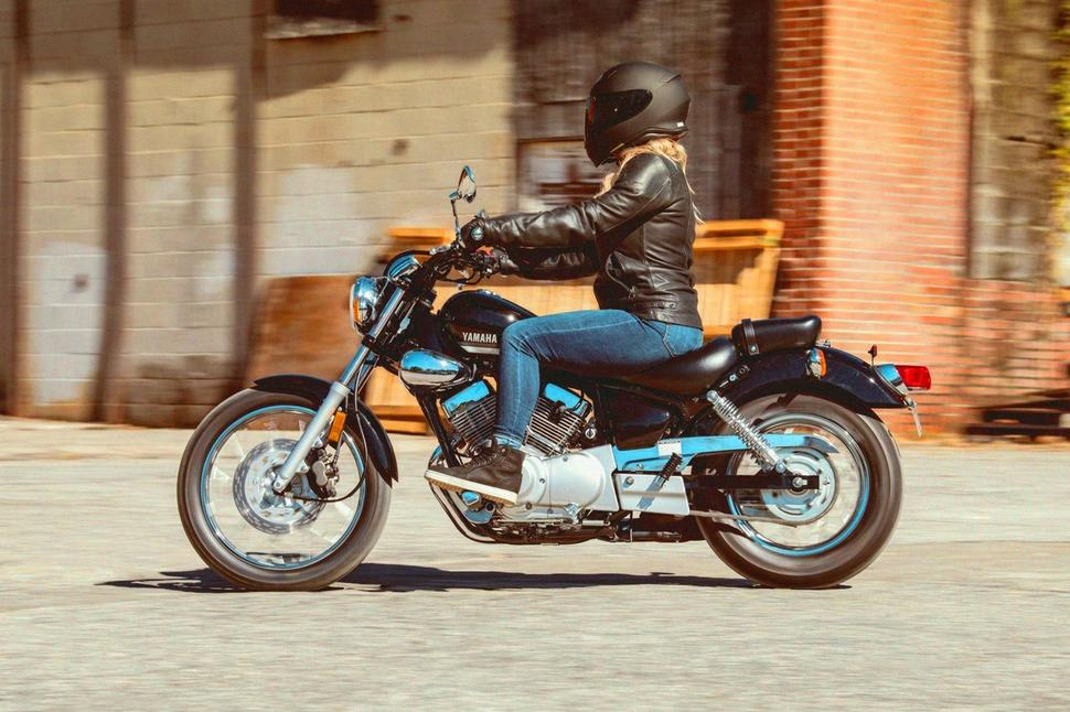 Yamaha V Star 250 2021