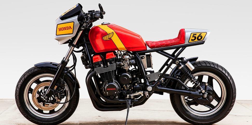 Рестомод Honda CB750SC Nighthawk
