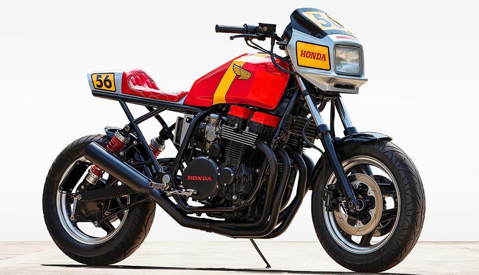 Honda CB750SC Nighthawk