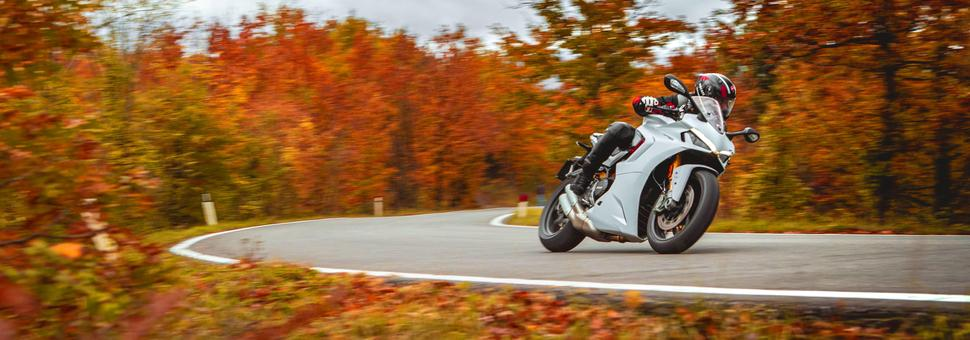 Ducati SuperSport 950 и SuperSport 950 S 2021. Подробности