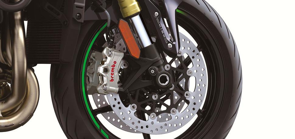 Kawasaki Z H2 2021. Обновления и подробности