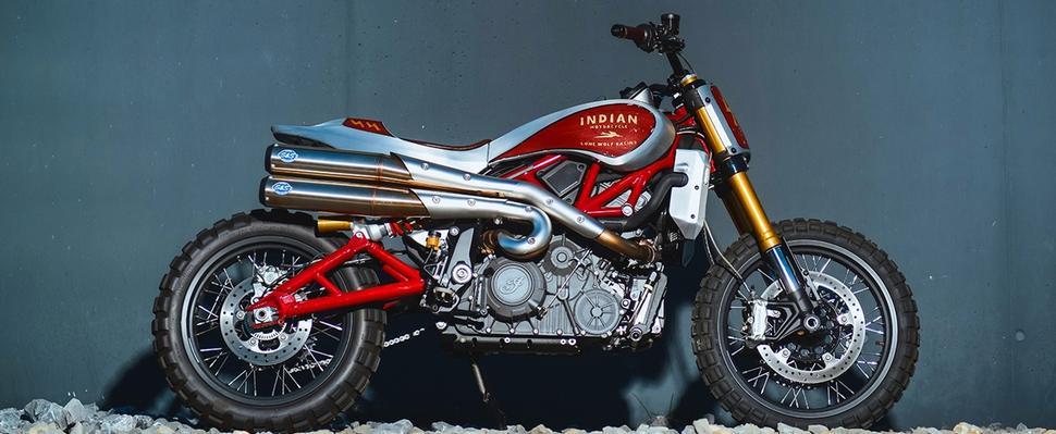 Indian FTR1200