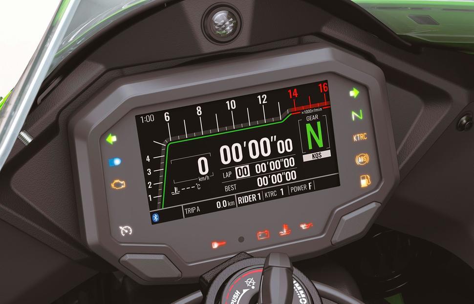 Все обновления Kawasaki ZX-10R 2021 и Kawasaki ZX-10RR 2021
